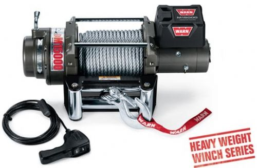 WARN M15000 24V CE Winch - 478022